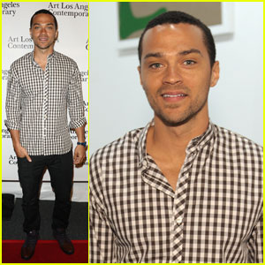 Jesse Williams: Art L.A. Contemporary Opening Reception