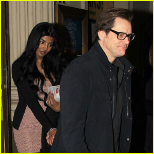 Jim Carrey: Dating 'Next Top Model' Anchal Joseph?