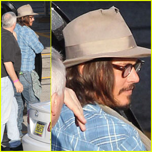 Johnny Depp Stepping Into 'Oz'?