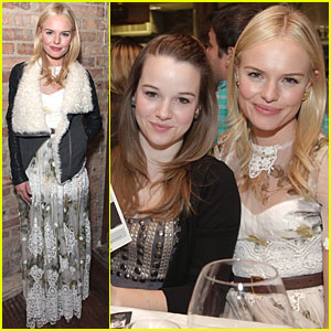 Kate Bosworth: Chefdance with Kay Panabaker!