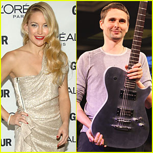 Kate Hudson & Matt Bellamy: Expecting a Baby?