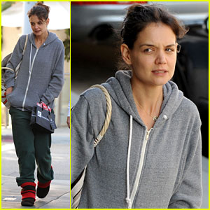Katie Holmes: Chocolate Craving!