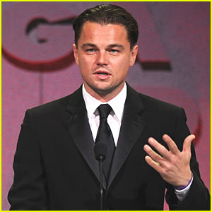 Leo DiCaprio: Directors Guild of America Awards!