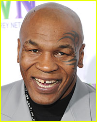 Mike Tyson Welcomes Eighth Child