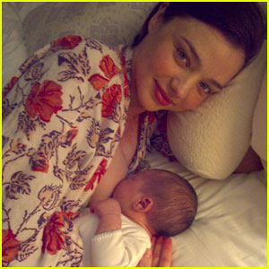 Flynn Bloom: Miranda Kerr & Orlando Bloom's New Son!
