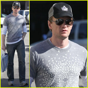 Neil Patrick Harris to Elton John: Let's Have Play Dates!