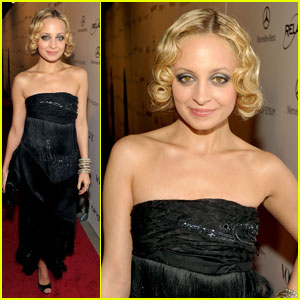 Nicole Richie: Art of Elysium Gala 2011