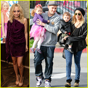 Nicole Richie: 'Lucky' and Birthday Celebrations!