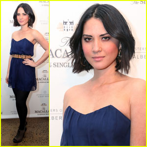 Olivia Munn: Macallan Photo Exhibit Opening!