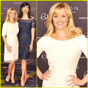 Reese Witherspoon: Avon in Atlanta!