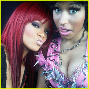 Rihanna & Nicki Minaj: 'Fly' Video Preview!