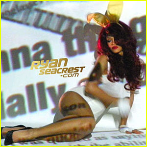 Rihanna: New 'S&#038;M' Video Pictures!