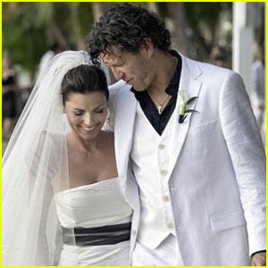 Shania Twain's Wedding Pics Revealed!
