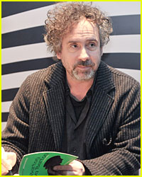Tim Burton Hospitalized in December
