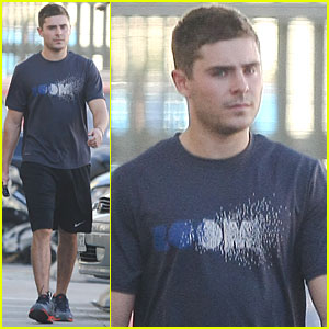 Zac Efron: 'New Year's Eve' with Michelle Pfeiffer!