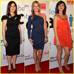 America Ferrera & Rebecca Romijn: Global Action Awards!