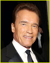 Arnold Schwarzenegger Going Back to Acting