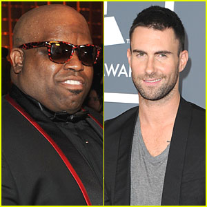 Cee Lo Green & Adam Levine Join 'The Voice'