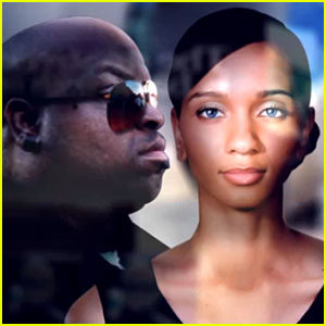 Cee Lo Green: 'Bodies' Video with Kerry Washington!
