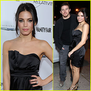 Channing Tatum & Jenna Dewan are Fighters