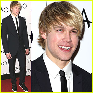 Chord Overstreet: Tao Birthday Bash