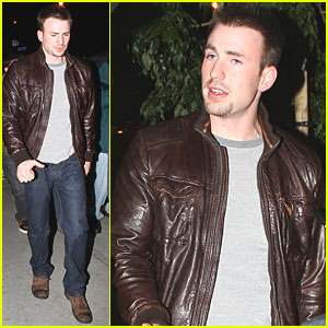 Chris Evans: Trousdale with Chris Ivery!