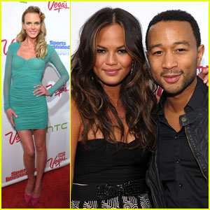 John Legend: SI Swimsuit Party with Chrissy Teigen!
