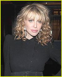 Courtney Love Settles Outstanding Flower Debt