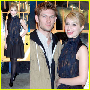 Dianna Agron: Alex Pettyfer Can Sing & Dance!