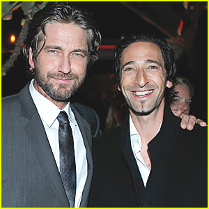 Gerard Butler: 'Playing the Field' with Jessica Bi
