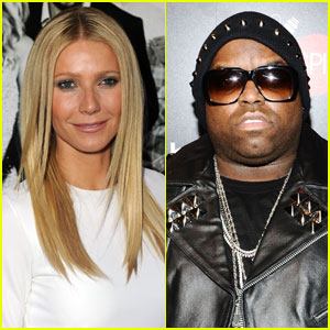Gwyneth Paltrow: Performing at Grammys with Cee Lo Green!