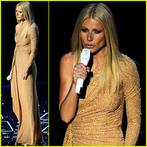 Gwyneth Paltrow - Oscars Performance!