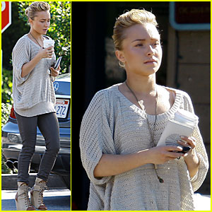 Hayden Panettiere: 'Scream 4' Adds Pivotal Moments