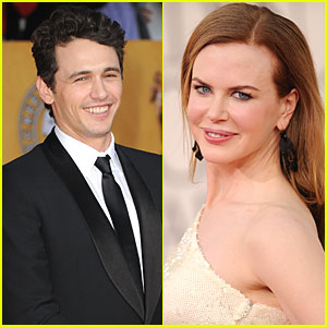 James Franco & Nicole Kidman: Broadway's 'Sweet Bird of Youth'!