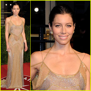 Jessica Biel - Vanity Fair Oscar Party!
