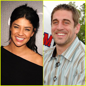 Jessica Szohr &#038; Aaron Rodgers: New Couple Alert?