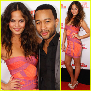 John Legend & Chrissy Teigen: Club SI Swimsuit
