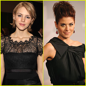 Katharine McPhee: 'Smash' with Debra Messing!