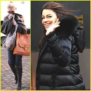 Katherine Heigl &#038; Sofia Vergara: New Year's Eve!
