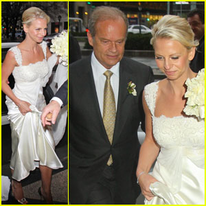 Kelsey Grammer Weds Kayte Walsh