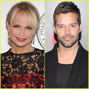 Kristin Chenoweth & Ricky Martin: GLAAD Media Awards Winners!