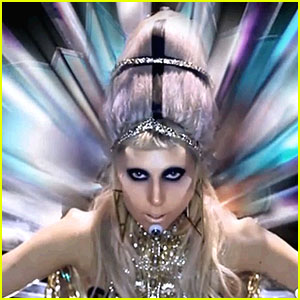 Lady Gaga: 'Born This Way' Video Debut!