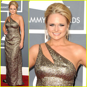 Miranda Lambert - Grammys 2011 Red Carpet