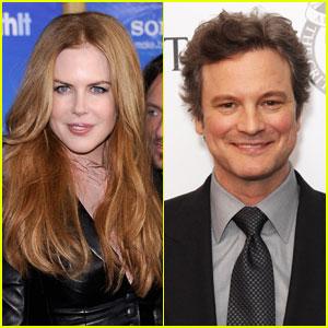Nicole Kidman & Colin Firth: 'Stoker' Stars?