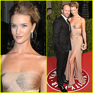 Rosie Huntington-Whiteley - Vanity Fair Oscars Party
