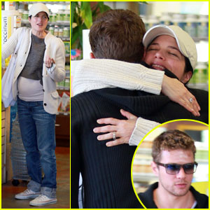 Ryan Phillippe & Selma Blair: 'Cruel Intentions' Reunion!