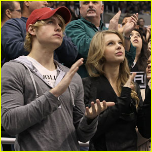 Taylor Swift & Chord Overstreet: New Couple Alert?