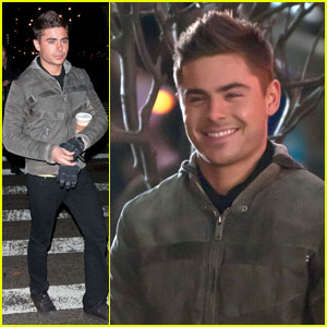 Zac Efron: 'New Year's Eve' at STK
