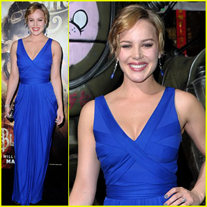 Abbie Cornish: 'Sucker Punch' Premiere!