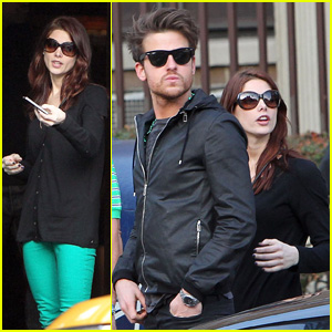 Ashley Greene &#038; Jared Followill: St. Patrick's Day Drinks!